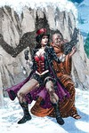 Grimm Fairy Tales Van Helsing vs. The Werewolf #4 (Cover A)