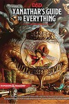 D&D RPG Xanathar Guide To Everything HC