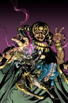 Justice League Dark & Wonder Woman the Witching Hour #1