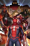 Spider-Geddon #2 (of 5) (in Hyuk Lee Connecting Variant)