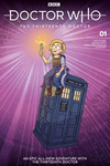 Doctor Who 13th #1 (Cover G - Graley)