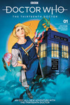 Doctor Who 13th #1 (Cover H - Kristantina & Kholinne)