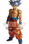 Dragonball Super  Battle Son Goku Ultra Instinct Figure
