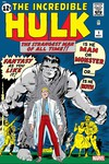 Incredible Hulk #1 Facsimile Edition