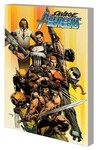 Savage Avengers TPB Vol 01 City of Sickles