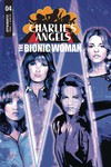 Charlies Angels vs Bionic Woman #4 (Cover A - Staggs)