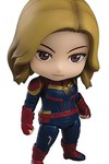 Marvel - Captain Marvel Nendoroid Action Figure (Deluxe Version)