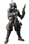 Movie Realization Star Wars Ronin Jango Fett Action Figure