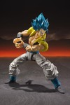 Super Saiyan God Super Saiyan Gogeta Dragon Ball Super Broly Figuarts