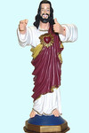 17. Buddy Christ Dashboard Statue