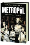 Ted Mckeever Library HC Vol. 03 Metropol
