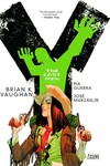 Y The Last Man Deluxe Edition HC Vol. 03