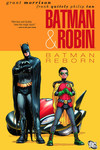 Batman and Robin Batman Reborn TPB