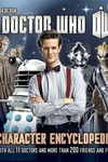 Doctor Who Character Compendium HC