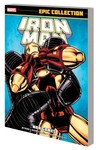 Iron Man Epic Collection TPB War Games