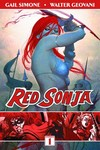 Red Sonja TPB Vol. 01 Queen of Plagues