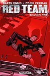 Garth Ennis Red Team TPB Vol. 01 Season One
