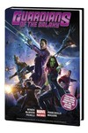Guardians of the Galaxy HC Vol. 01 Movie Cover