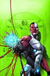 Cyborg TPB Vol. 01 Unplugged