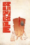 Rumble TPB Vol. 02 A Woe That Is Madness