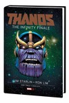Thanos Infinity Finale Original Graphic Novel HC