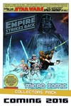 Empire Strikes Back Micro Comic Collectors Pack Display