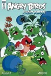 Angry Birds Flight School #1 (Subscription Variant)