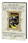 Marvel Masterworks Amazing Spider-Man HC Vol. 19 Dm Variant Ed 245