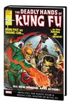 Deadly Hands of Kung Fu Omnibus HC 02 (Norem Direct Market Variant Edition)