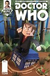 Doctor Who 9th #12 (Cover C - Papercraft)