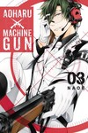 Aoharu X Machinegun GN Vol. 03