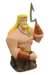 Justice League Animated Series Aquaman Bust