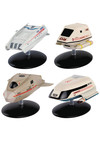 Star Trek Starships Figure Coll Mag Set #3 Shuttlecraft Pt 2