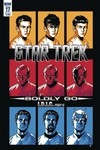 Star Trek Boldly Go #17 (Cover A - To)