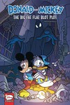 Donald and Mickey Big Fat Flat Blot Plot TPB