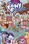 My Little Pony Friendship Is Magic #63 (Cover A - Hickey)