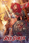 Red Sonja #14 (Cover A - Meyers)