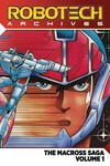 Robotech Archive Omnibus Vol 01 (of 3)