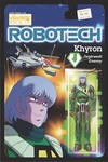 Robotech #7 (Cover B - Action Figure Variant)