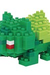 Nanoblock Pokemon Bulbasaur Block Set