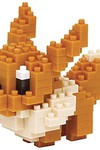 Nanoblock Pokemon Eevee Block Set