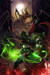 Spawn #294 (Cover B - Mattina Virgin)
