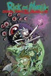 Rick and Morty vs Dungeons & Dragons TPB