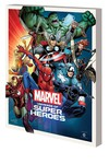 Marvel Universe Super Heroes TPB Museum Exhibit Guide