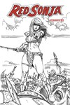 Red Sonja #1 (Retailer 30 Copy Incentive Variant)