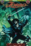 Zorro Sacrilege #2 Martinez Main Cover
