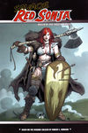 Savage Red Sonja Queen of the Frozen Wastes TPB Vol 1