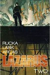 Lazarus TPB Vol. 02 Lift