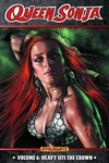 Queen Sonja TPB Vol. 06 Heavy Is the Crown