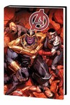 Avengers Time Runs Out Prem HC Vol. 03